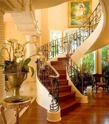 选择别墅楼梯-三步骤